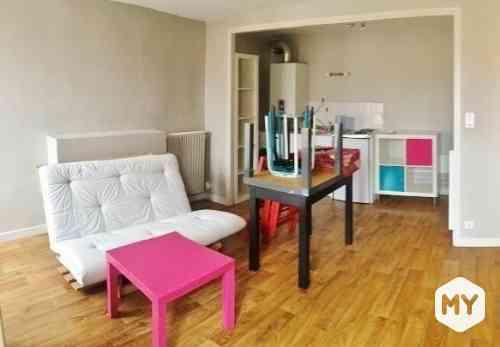 T2 de 40 m2 à louer Clermont-Ferrand, 415 €