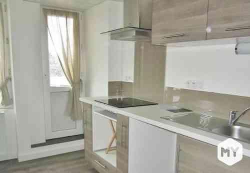 Appartement 3 pièces 49 m2 à louer Chamalières 63400, 605 €/mois