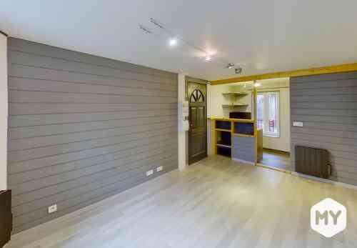 Appartement 1 pièce 21 m2 à louer Clermont-Ferrand 63000 Les Carmes, 375 €/mois