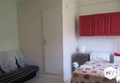 Appartement 1 pièce 17 m2 à louer Clermont-Ferrand 63000 Chanturgue, 250 €/mois