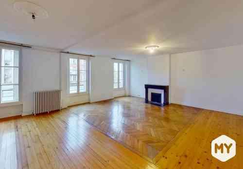 Appartement 4 pièces 120 m2 à louer Clermont-Ferrand 63000 Gaillard, 1 102 €/mois