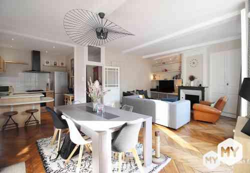 Appartement 5 pièces 94 m2 à vendre Clermont-Ferrand 63000, 337 000 €