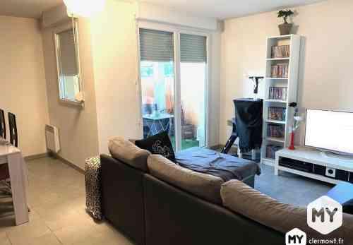 Appartement 3 pièces 65 m2 à vendre Gerzat 63360, 118 500 €
