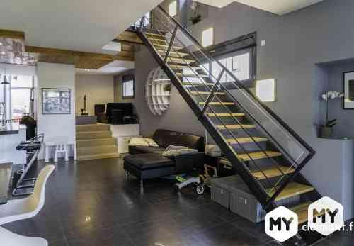 Appartement 4 pièces 145 m2 à vendre Clermont-Ferrand 63000 Gaillard, 450 000 €