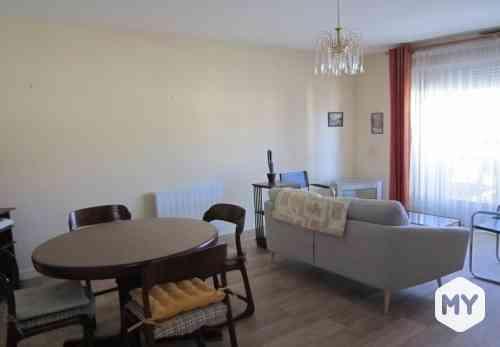 Appartement 2 pièces 60 m2 à louer Clermont-Ferrand 63000 Jaude, 600 €/mois