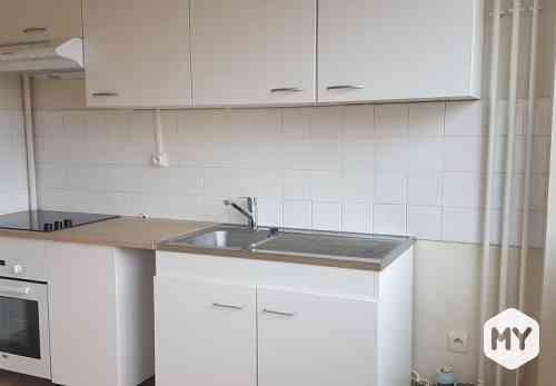 Appartement 2 pièces 57 m2 à louer Clermont-Ferrand 63000 Jaude, 680 €/mois