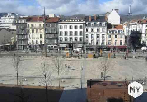 Commercial 4 pièces 124 m2 à louer Clermont-Ferrand 63000 Jaude, 1 600 €/mois