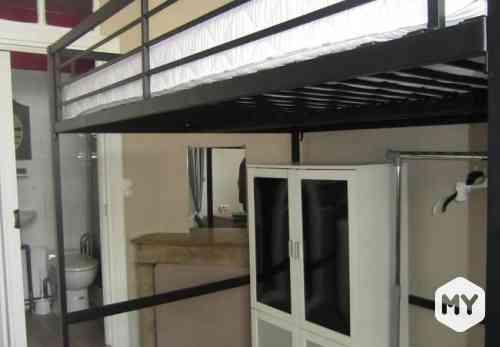 Appartement 1 pièce 14 m2 à louer Clermont-Ferrand 63000 Delille, 255 €/mois