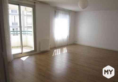 Appartement 4 pièces 92 m2 à louer Clermont-Ferrand 63000 Jaude, 1 070 €/mois
