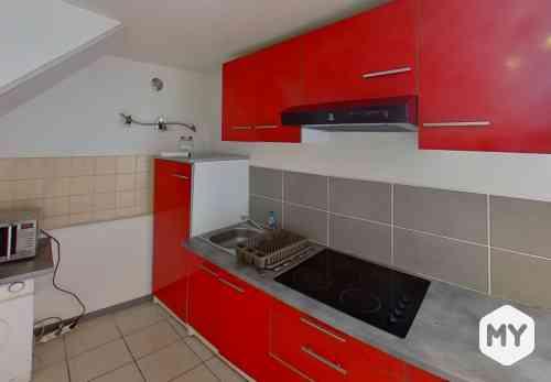 Appartement 2 pièces 35 m2 à louer Clermont-Ferrand 63000 Gaillard, 510 €/mois