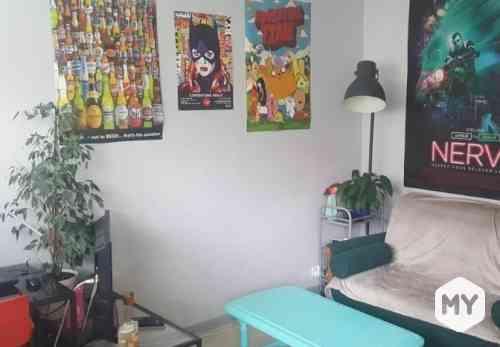 Appartement 1 pièce 29 m2 à louer Chamalières 63400, 405 €/mois