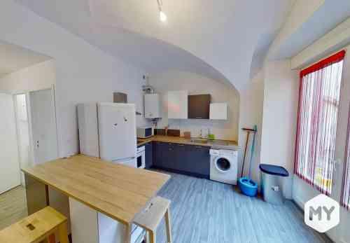 Appartement 2 pièces 53 m2 à louer Clermont-Ferrand 63000 Delille, 680 €/mois