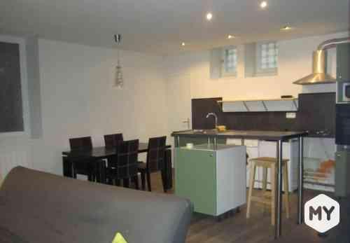 Appartement 2 pièces 50 m2 à louer Clermont-Ferrand 63000 Plateau Central, 690 €/mois