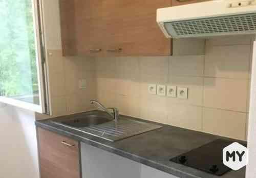 Appartement 2 pièces 50 m2 à louer Gerzat 63360, 540 €/mois