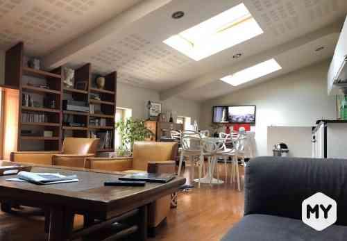 Appartement 3 pièces 75 m2 à louer Chamalières 63400, 750 €/mois
