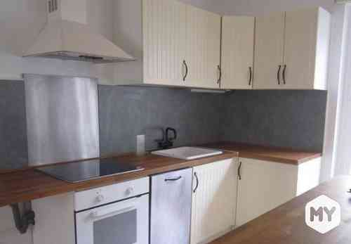 Appartement 2 pièces 44 m2 à louer Clermont-Ferrand 63000 Jaude, 590 €/mois