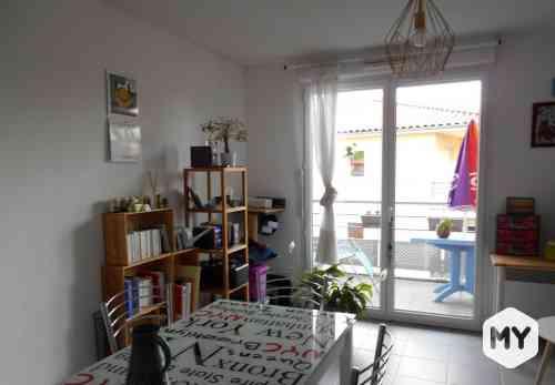 Appartement 2 pièces 38 m2 à louer Gerzat 63360, 386 €/mois