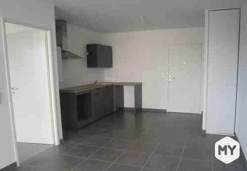 Appartement 2 pièces 38 m2 à louer Clermont-Ferrand 63000 La Pardieu, 550 €/mois
