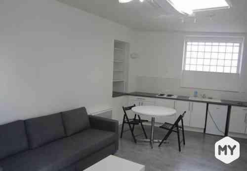 Appartement 1 pièce 35 m2 à louer Clermont-Ferrand 63000, 425 €/mois