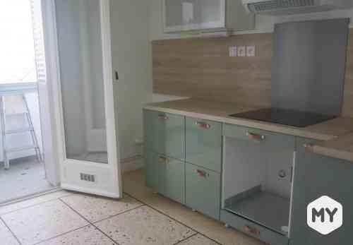 Appartement 2 pièces 49 m2 à louer Clermont-Ferrand 63000 Salins, 560 €/mois