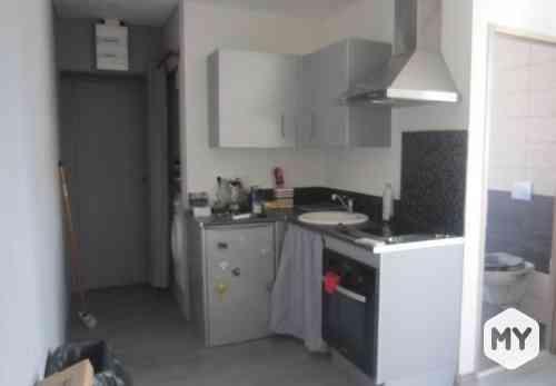 Appartement 2 pièces 38 m2 à louer Clermont-Ferrand 63000 Delille, 490 €/mois