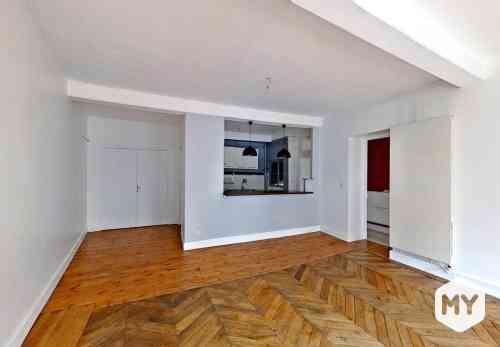 Appartement 3 pièces 72 m2 à louer Clermont-Ferrand 63000 Delille, 700 €/mois
