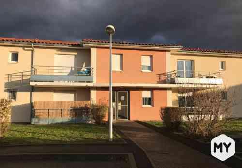 Appartement 2 pièces 38 m2 à vendre Gerzat 63360, 71 000 €