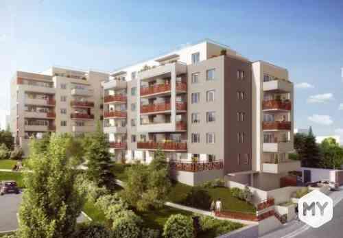 Appartement 2 pièces 42 m2 à vendre Clermont-Ferrand 63000 Hauts de l'Oradou, 133 000 €