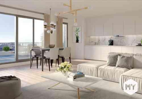 Appartement 3 pièces 67 m2 à vendre Clermont-Ferrand 63000 ILO 23 , 240 000 €