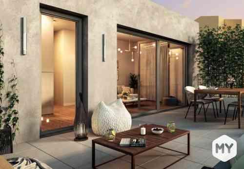 Appartement 2 pièces 48 m2 à vendre Clermont-Ferrand 63000, 175 100 €