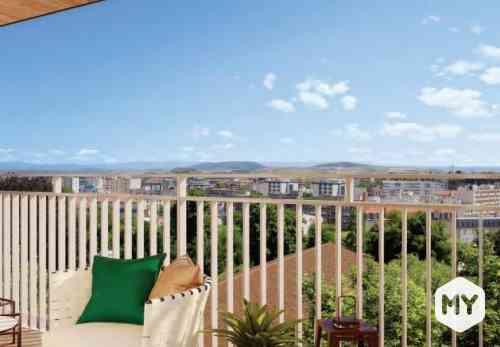 Appartement 2 pièces 49 m2 à vendre Clermont-Ferrand 63000, 226 000 €