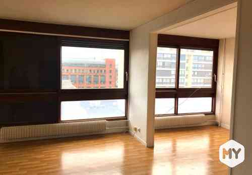Appartement 3 pièces 76 m2 à vendre Clermont-Ferrand 63000 Les Carmes, 95 000 €