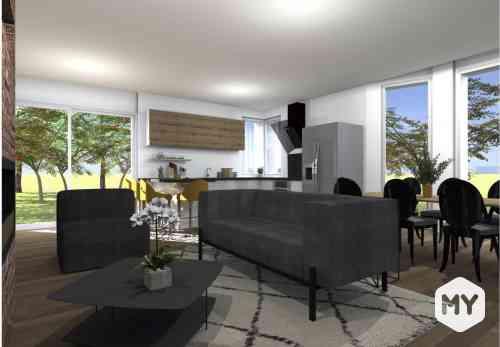 Maison 5 pièces 135 m2 à vendre Clermont-Ferrand 63000 Facs, 315 000 €
