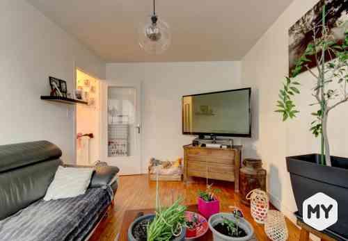 Appartement 2 pièces 43 m2 à vendre CHAMALIERES 63400, 103 500 €